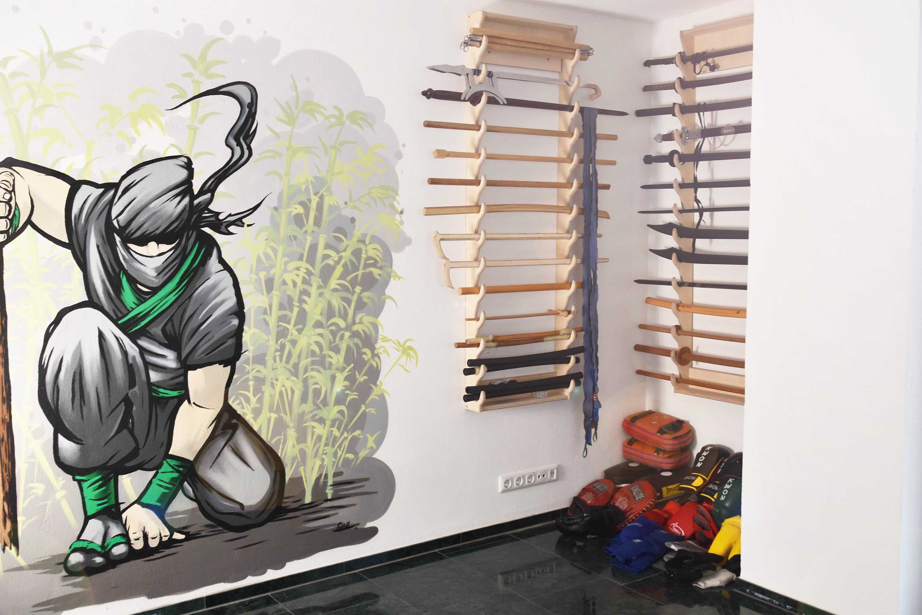 RONIN_DOJO_Traditionelles_Thaiboxen_Graffiti